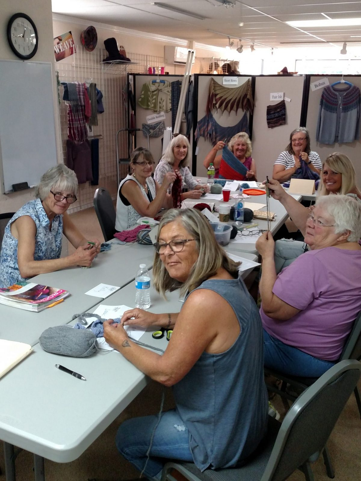 Linda Dean, Featured Crochet Teacher