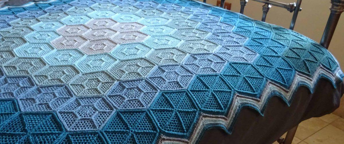 Valerie Bracegirdle, Featured Crochet Designer