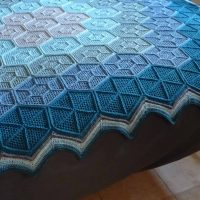 Valerie Bracegirdle, Featured Crochet Designer