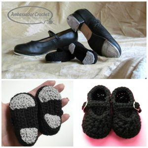 Baby Tap Shoes