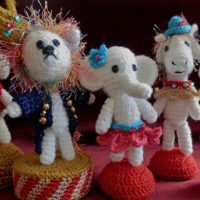 Donna Childs, Featured Crochet Designer